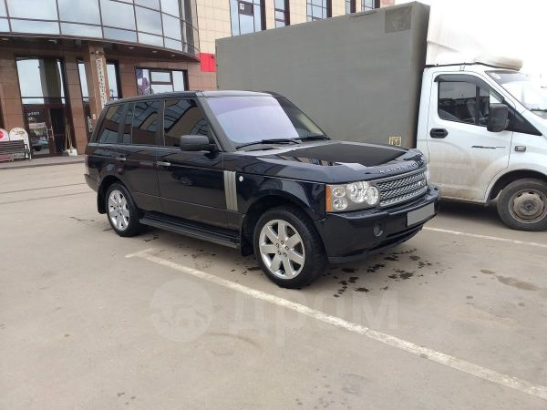 Land Rover Range Rover, 2005 год, 650 000 руб.
