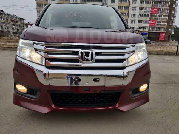 Honda Stepwgn, 2013 год, 1 155 000 руб.