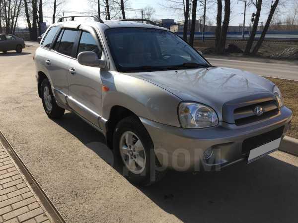 Hyundai Santa Fe, 2005 год, 380 000 руб.