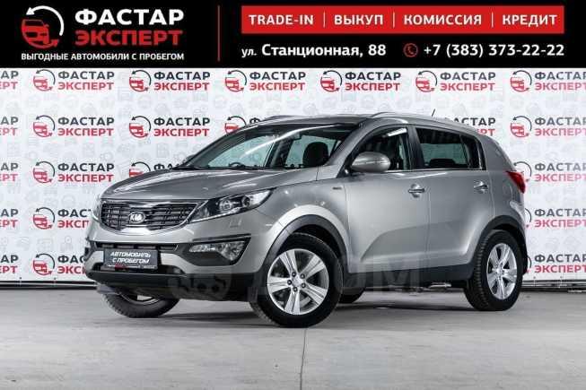 Kia Sportage, 2013 год, 929 000 руб.
