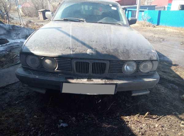 BMW 5-Series, 1994 год, 95 000 руб.