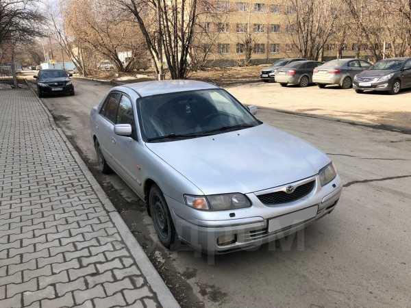 Mazda 626, 1998 год, 120 000 руб.