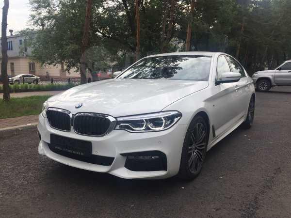 BMW 5-Series, 2017 год, 2 950 000 руб.