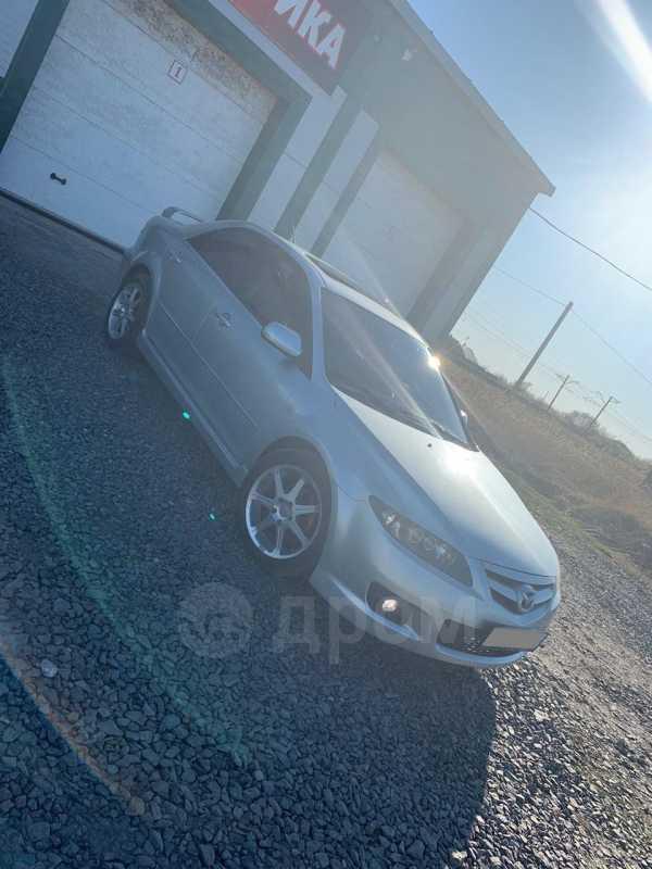 Mazda Mazda6, 2005 год, 373 000 руб.