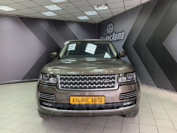 Land Rover Range Rover, 2013 год, 3 650 000 руб.