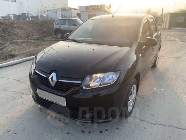 Renault Logan, 2018 год, 520 000 руб.