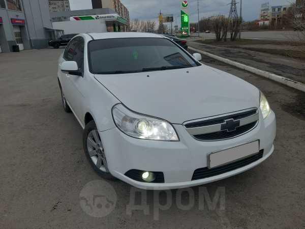 Chevrolet Epica, 2008 год, 360 000 руб.