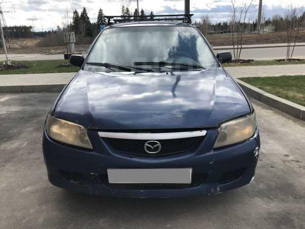 Mazda Protege, 2000 год, 65 000 руб.