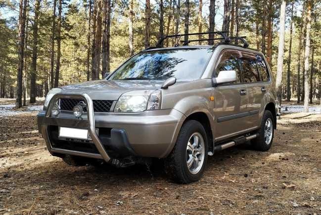 Nissan X-Trail, 2001 год, 485 515 руб.