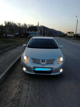 Горно-Алтайск Avensis 2009