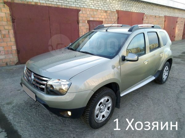 Renault Duster, 2012 год, 660 000 руб.