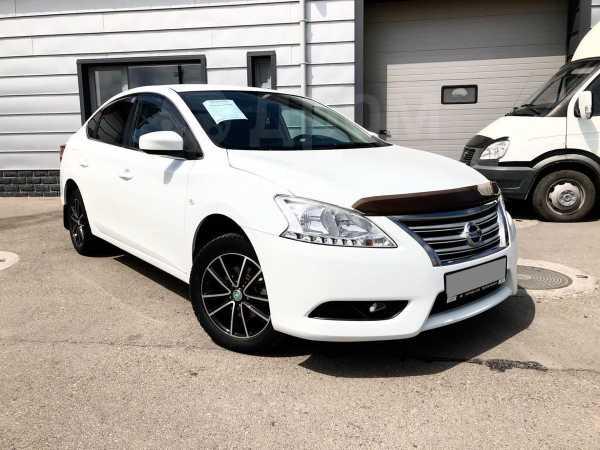 Nissan Sentra, 2016 год, 715 000 руб.