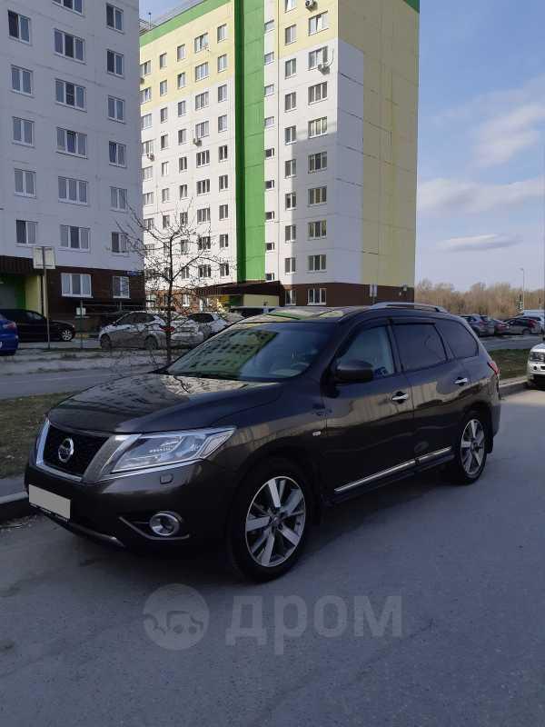 Nissan Pathfinder, 2015 год, 1 350 000 руб.