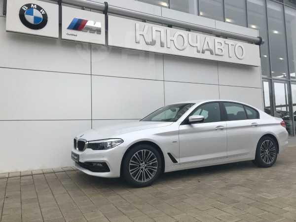 BMW 5-Series, 2020 год, 2 490 000 руб.