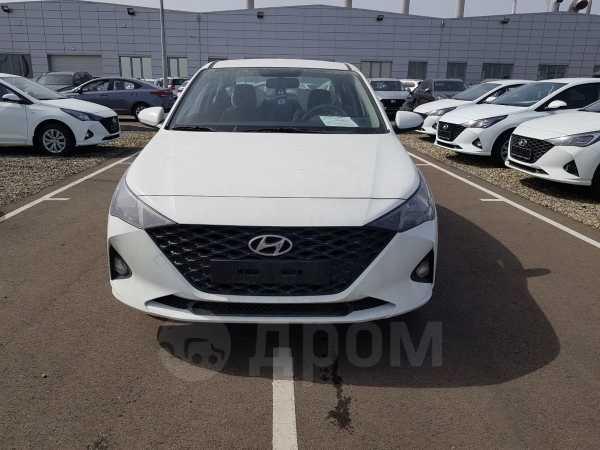 Hyundai Solaris, 2020 год, 972 767 руб.