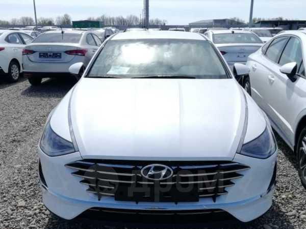 Hyundai Sonata, 2020 год, 2 137 833 руб.