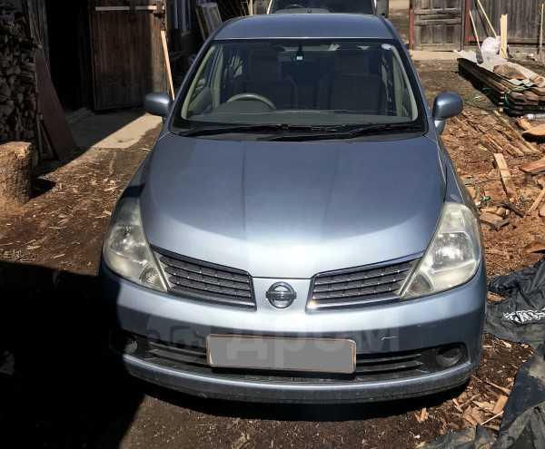 Nissan Tiida Latio, 2004 год, 275 000 руб.