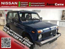 Улан-Удэ 4x4 2121 Нива 2013