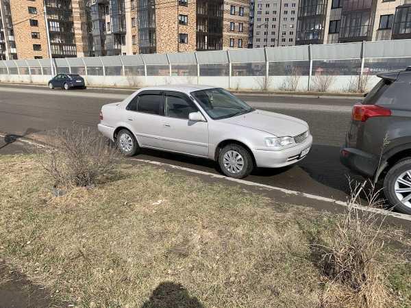 Toyota Corolla, 1998 год, 179 000 руб.