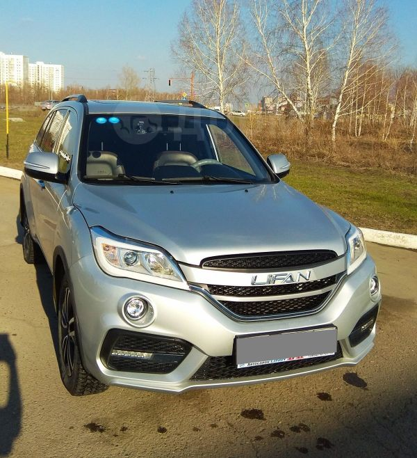 Lifan X60, 2017 год, 729 000 руб.