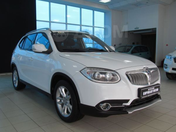 Brilliance V5, 2015 год, 519 000 руб.
