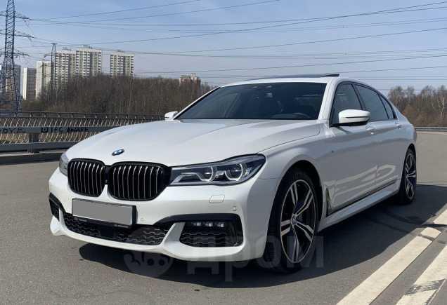 BMW 7-Series, 2016 год, 3 090 000 руб.