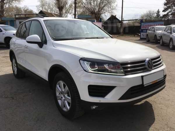 Volkswagen Touareg, 2015 год, 1 737 000 руб.