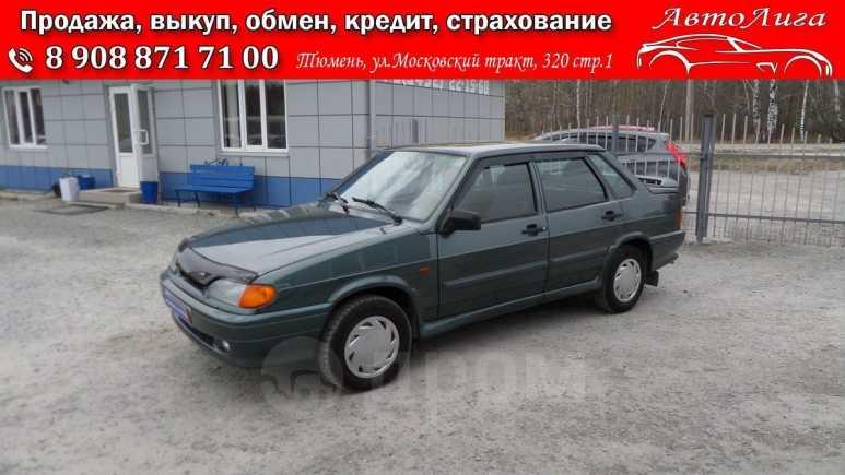 Лада 2115 Самара, 2010 год, 147 000 руб.