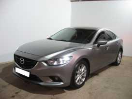 Пенза Mazda6 2012