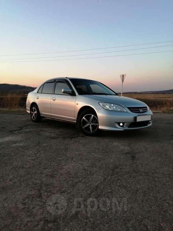 Honda Civic Ferio, 2004 год, 319 000 руб.