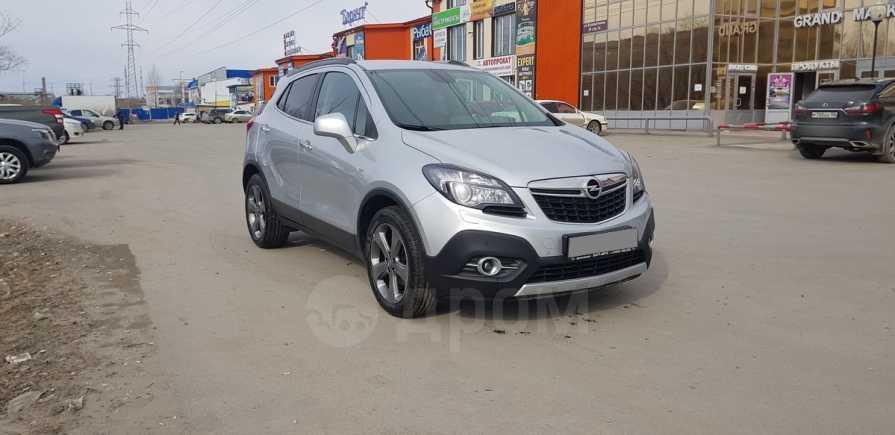 Opel Mokka, 2014 год, 795 000 руб.