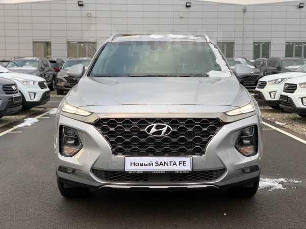 Hyundai Santa Fe, 2020 год, 2 864 000 руб.