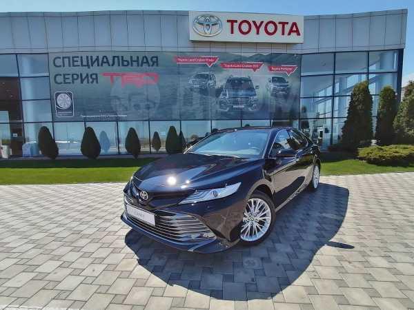 Toyota Camry, 2020 год, 2 124 000 руб.