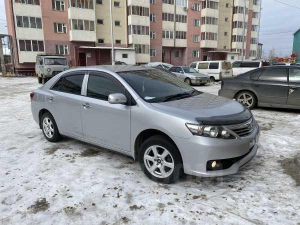 Toyota Allion, 2010 год, 742 000 руб.