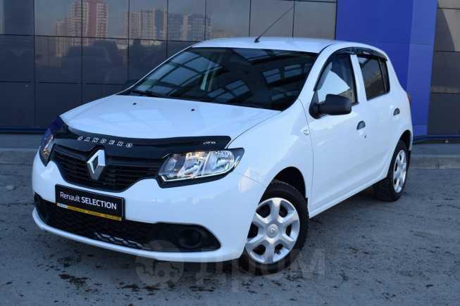 Renault Sandero, 2017 год, 539 000 руб.