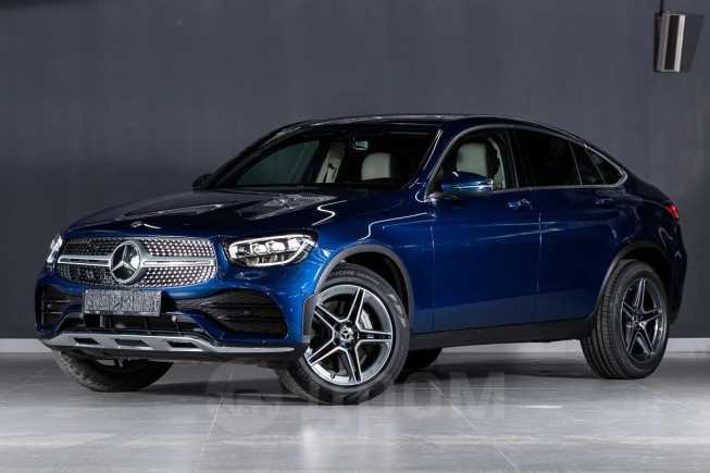 Mercedes-Benz GLC Coupe, 2020 год, 4 390 000 руб.