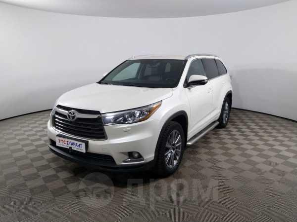 Toyota Highlander, 2014 год, 1 647 000 руб.