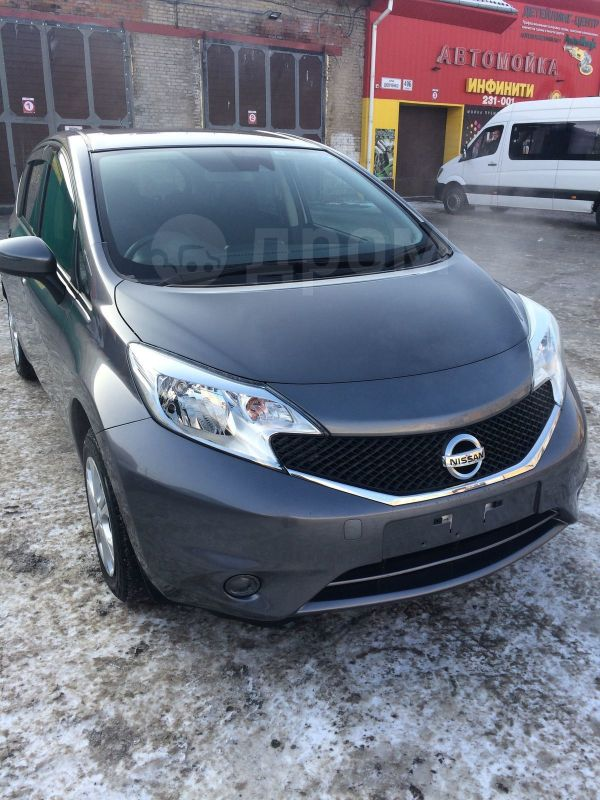 Nissan Note, 2015 год, 568 000 руб.