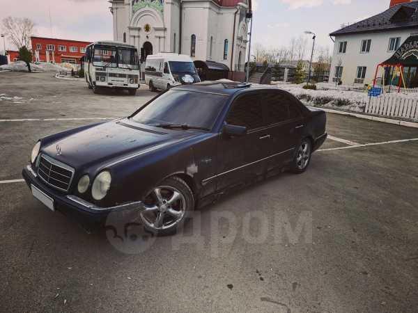Mercedes-Benz E-Class, 1997 год, 139 000 руб.