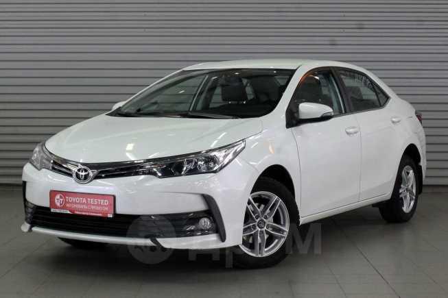 Toyota Corolla, 2016 год, 1 010 000 руб.