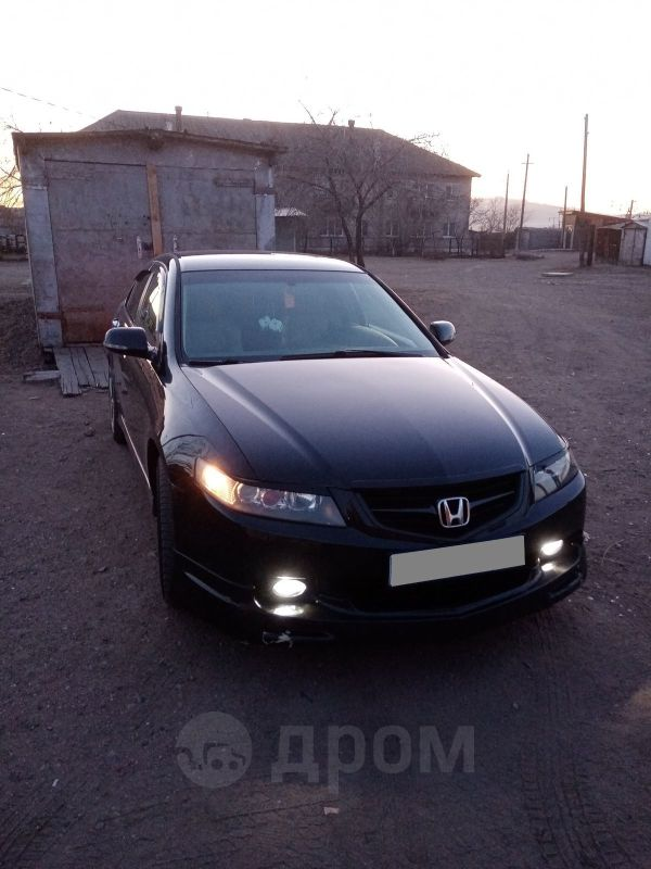 Honda Accord, 2005 год, 389 999 руб.