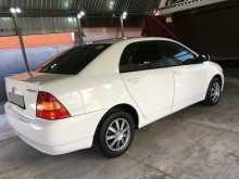 Краснодар Corolla Runx 2002
