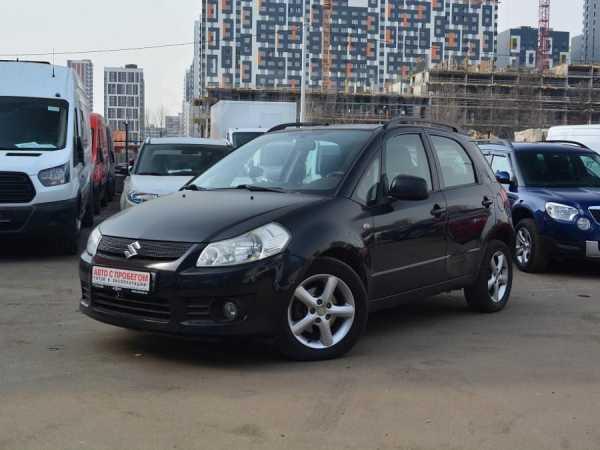 Suzuki SX4, 2007 год, 315 000 руб.