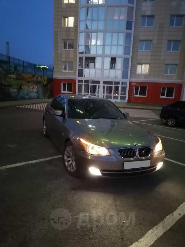 BMW 5-Series, 2007 год, 590 900 руб.