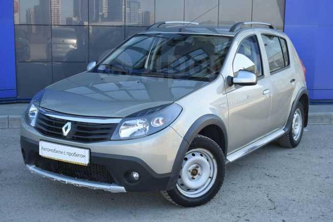 Renault Sandero Stepway, 2011 год, 335 000 руб.