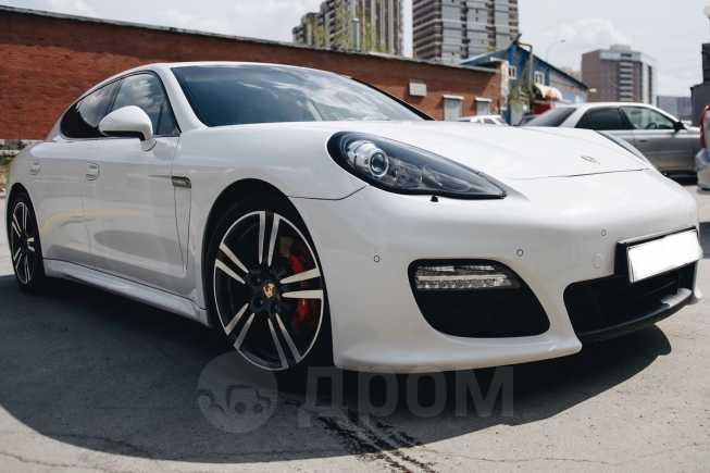 Porsche Panamera, 2011 год, 2 100 000 руб.