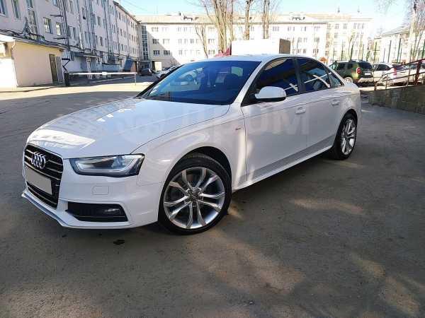 Audi A4, 2012 год, 850 000 руб.