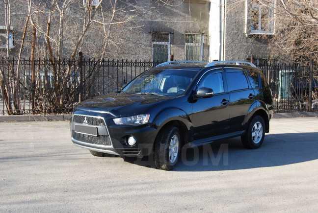 Mitsubishi Outlander, 2009 год, 670 000 руб.