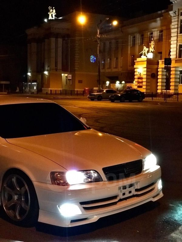 Toyota Chaser, 2001 год, 650 000 руб.