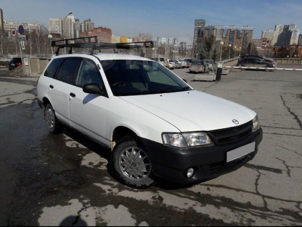 Mazda Familia, 2000 год, 160 000 руб.